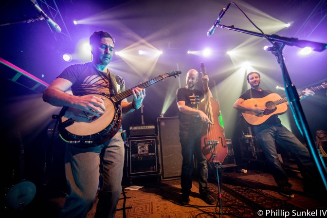 Photos: Yonder Mountain String Band W/ John Frazier at Freebird Live