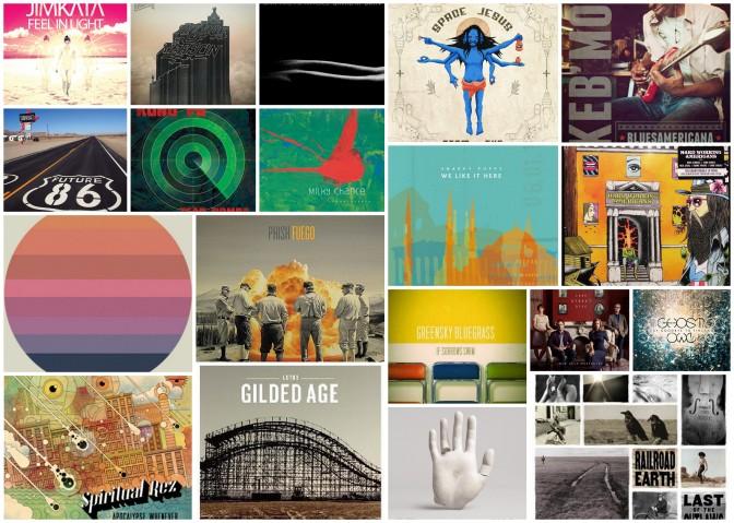1-album collage